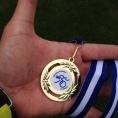 Hardtsee-Triathlon 2018 - Medaille